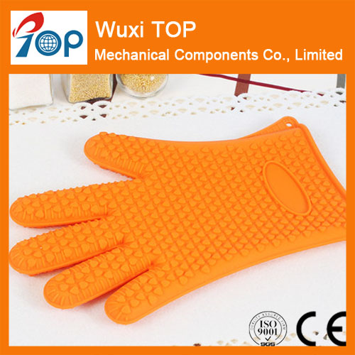 Silicone Heat Resistant gloves Grilling Accessories