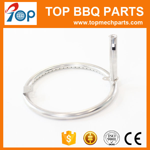 Stainless steel grill tube burners