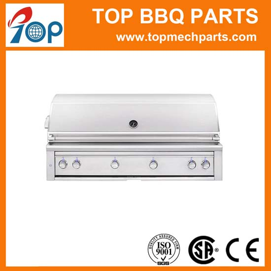 High End Stainless Steel Smokeless Gas BBQ Grill